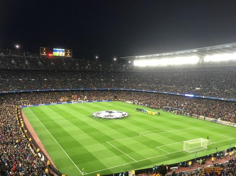 Camp Nou - FC Barcelona